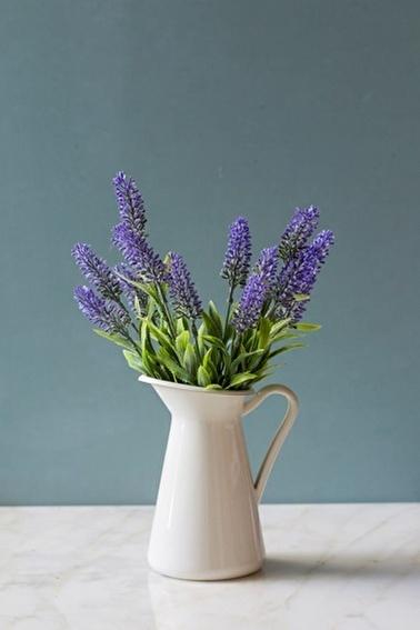 Arma House Mor Nemesia (Ömürsüz) Yapay Çiçek Mor